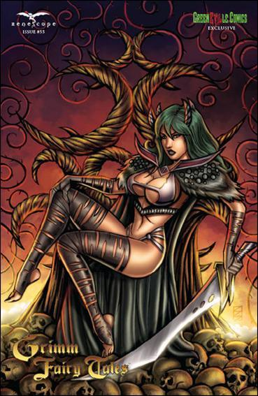 Grimm Fairy Tales 55