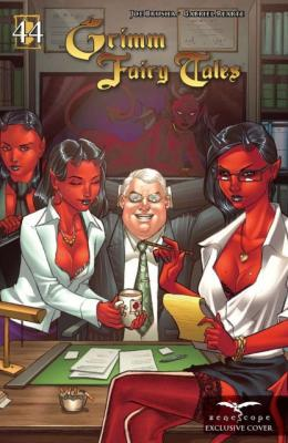 Grimm Fairy Tales 44