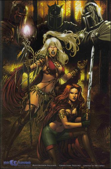 Grimm Fairy Tales 42