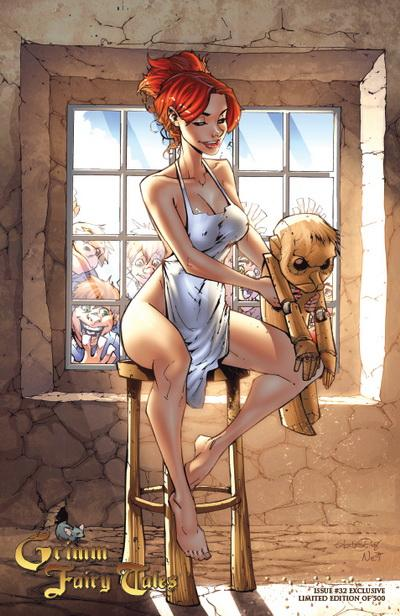 Grimm Fairy Tales 32