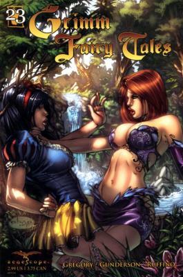 Grimm Fairy Tales 23 blanca nieves y rosenrot leer online español