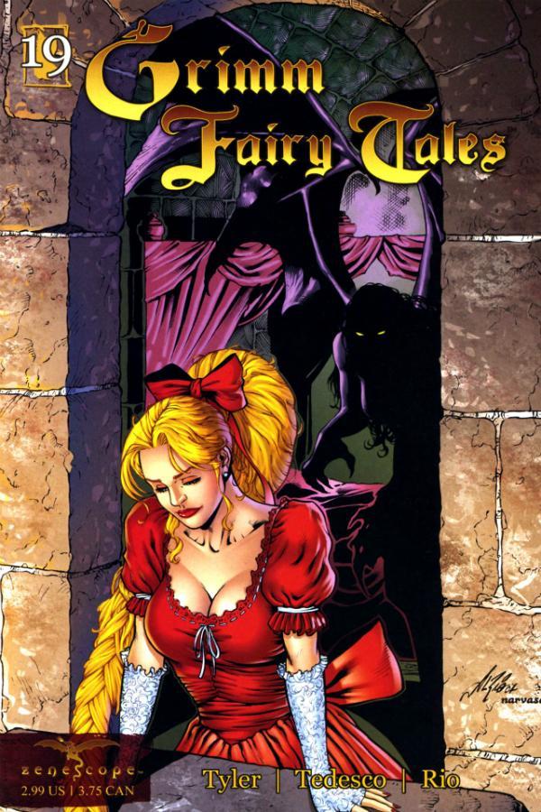 Grimm Fairy Tales 19 Rapunzel español