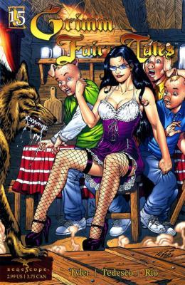 Grimm Fairy Tales 15 - Los Tres Cerditos