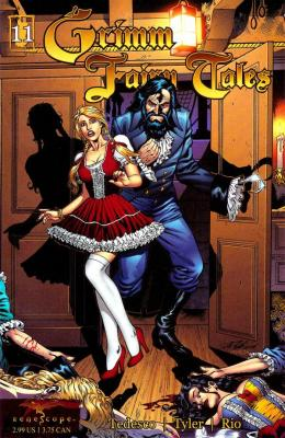 Grimm Fairy Tales #11 barba azul