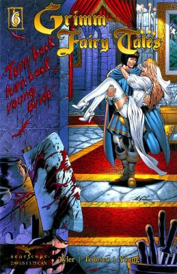 Grimm Fairy Tales 06- la novia del bandolero
