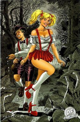 Grimm Fairy Tales 03- Hansel y gretel