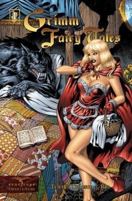 Grimm Fairy Tales -01 caperucita roja