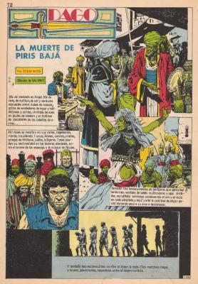 dago 003 La Muerte de Piris Bajá