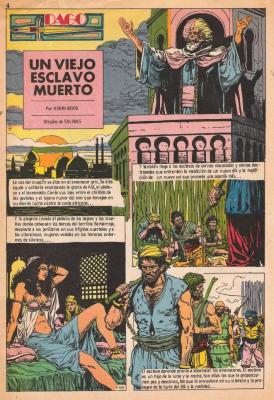 Dago 004 Un Viejo Esclavo Muerto