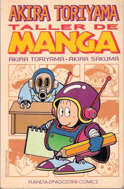 Taller Del Manga Akira Toriyama