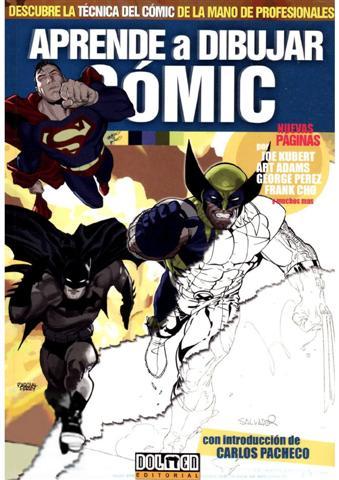 Aprender a Dibujar comic vol 2