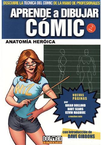 Aprender a Dibujar comic vol 3