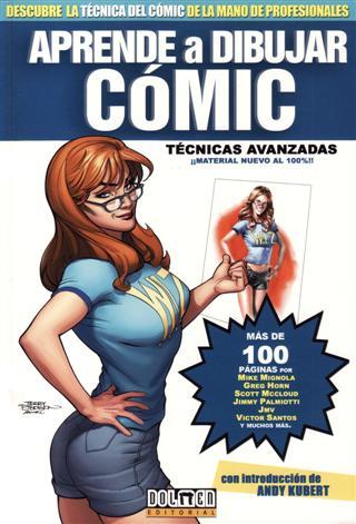 Aprende a dibujar comics vol 5