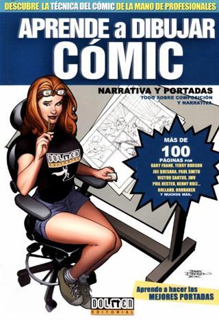 Aprende a dibujar comics vol 6