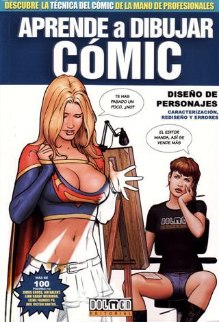 Aprende a dibujar comics vol 8