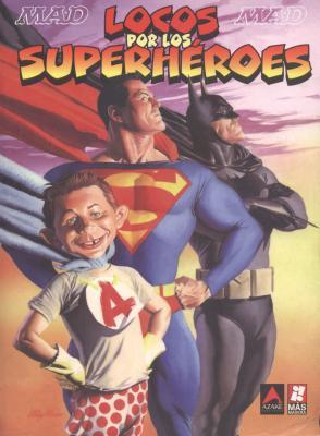 loco por los superheroes