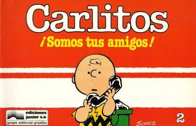 Charlie Brown y Snoopy 02 carlitos somos amigos