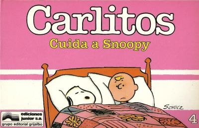 04 Carlitos cuida a snoopy