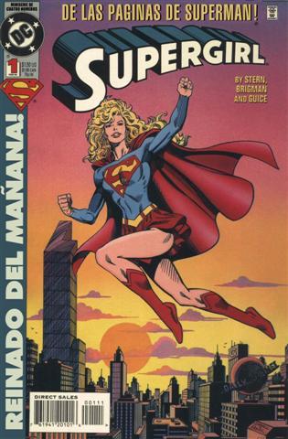 SUPER GIRL VOLUMEN 3
