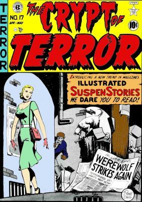 EC Comics Cuentos de la cripta primeros numeros en español resubido