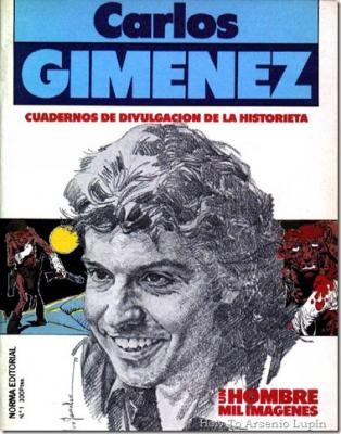 Carlos Giménez - Varios comix