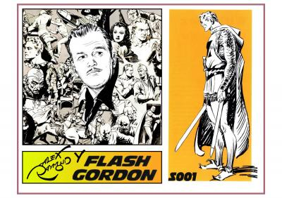 ROLDAN EL TEMERARIO  FLASH GORDON De Alex Raymond