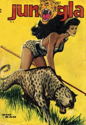 Jungla Nº 19 Mawa La selva devoradora