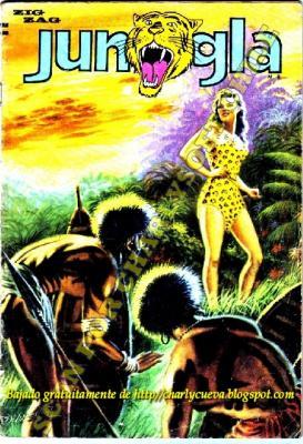 jungla 023 Mawa Los cazadores de cabezas