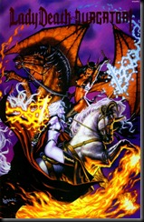 P00009 - Armageddon  - Lady Death Vs Purgatori #8
