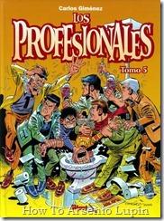 P00005 - Carlos Gimenez - Los Profesionales #5